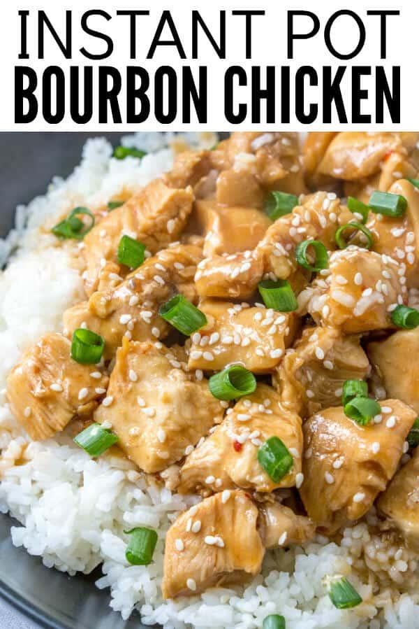 Bourbon Chicken Sauce