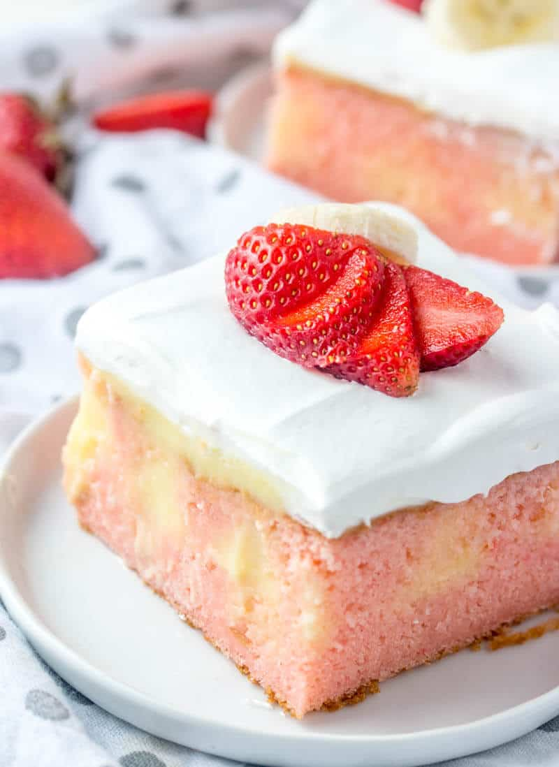 Whats A Poke Cake