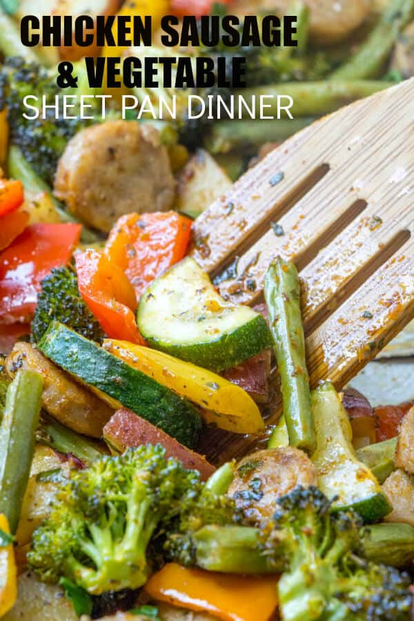 Sheet Pan Meal