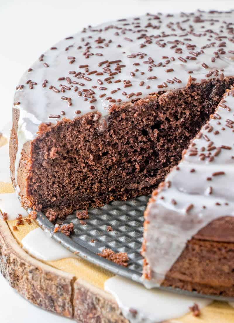 Ricotta Cake Recipe