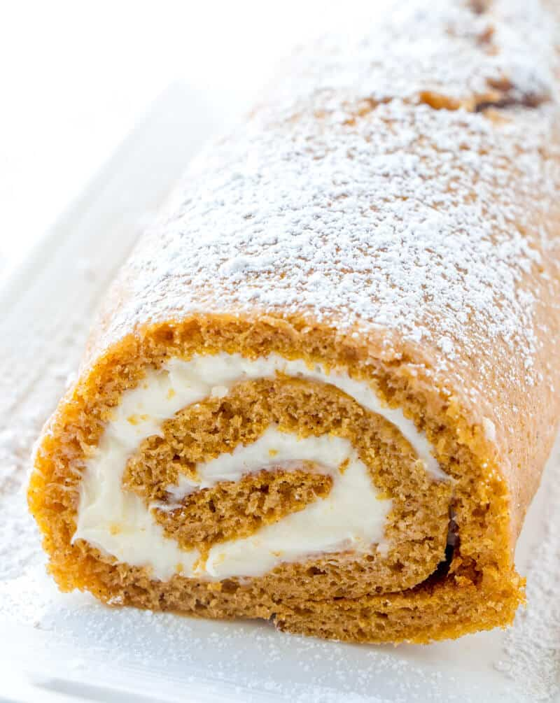 Pumpkin Roll Recipes