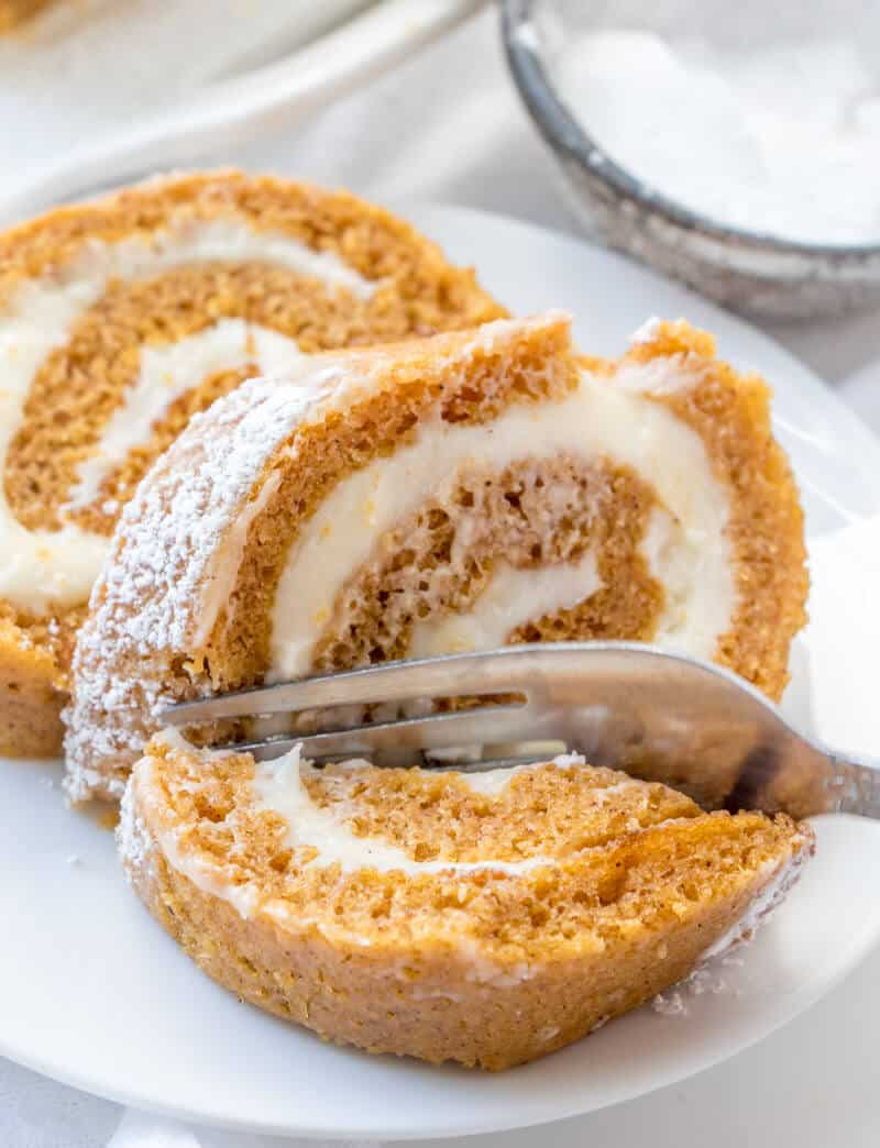 Recipe for Pumpkin Roll