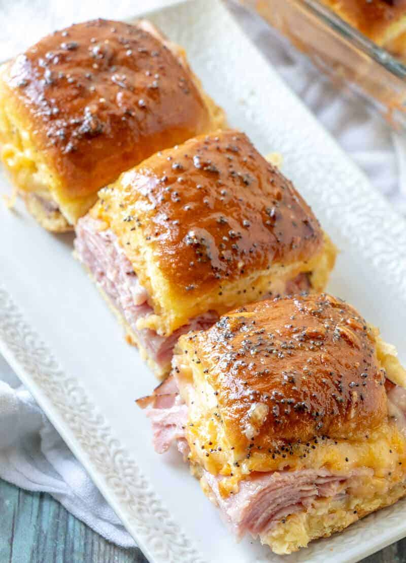 Ham Cheese Sliders