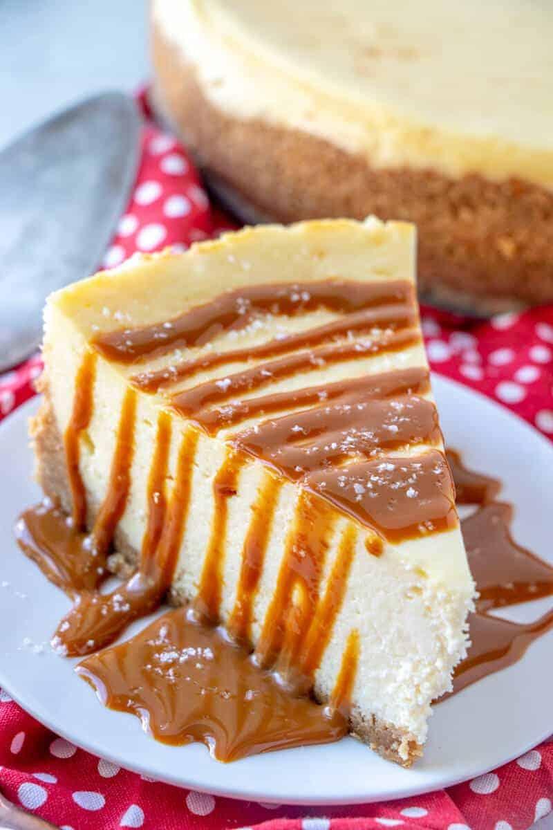 how to make new york style cheesecake
