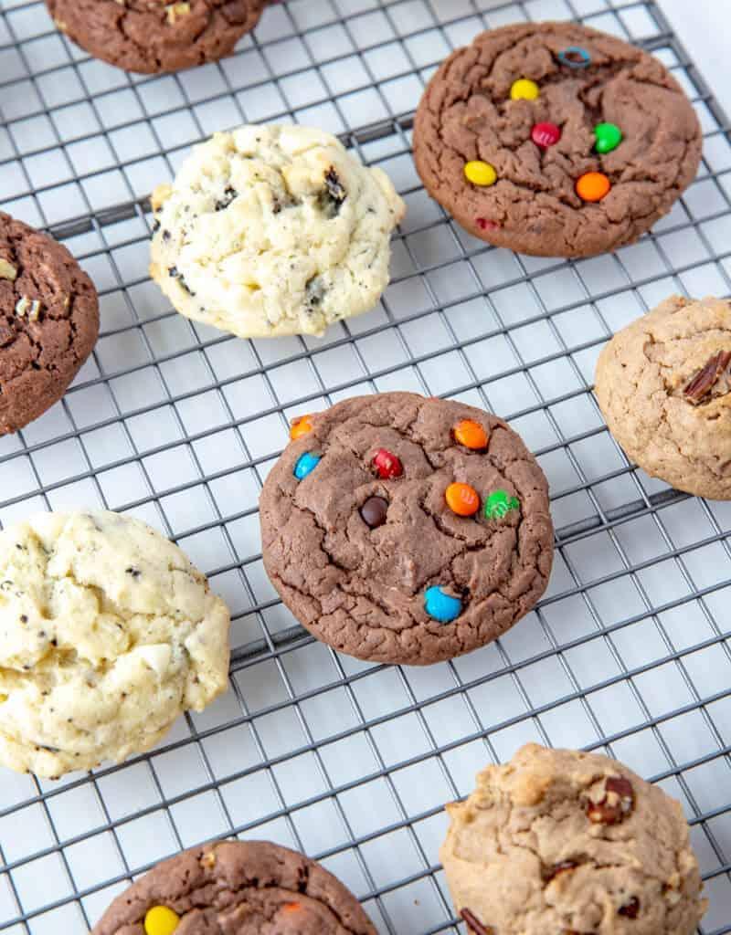 Best Cake Mix Cookies
