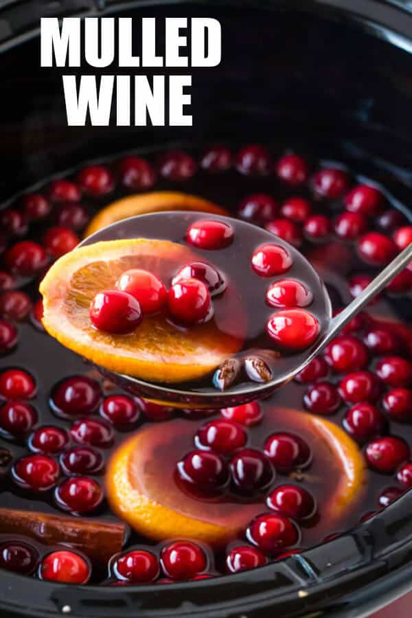 Crockpot Mulled Wine