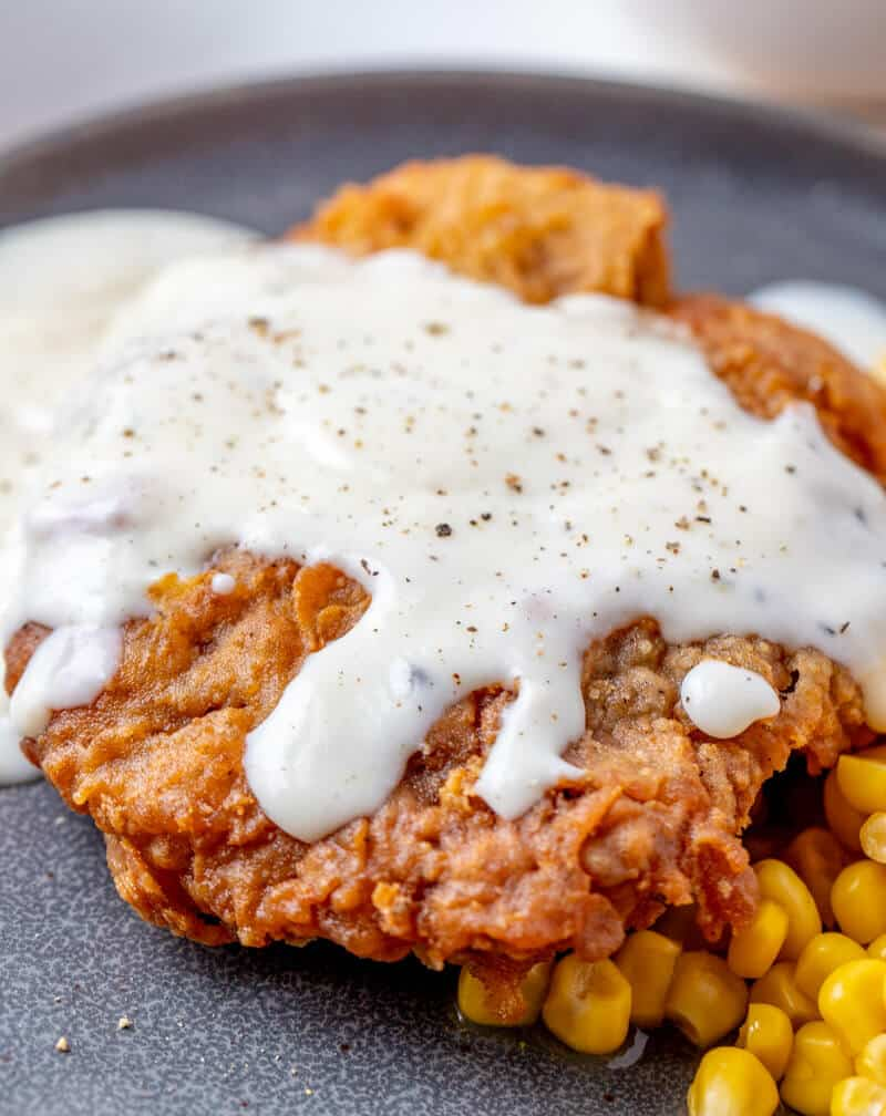 Chicken Fried Steak Tornadough Alli