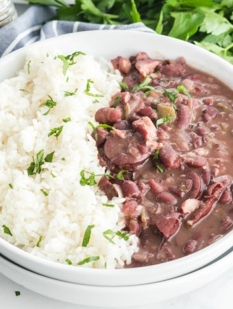 Red Beans and Rice Square Featured Image