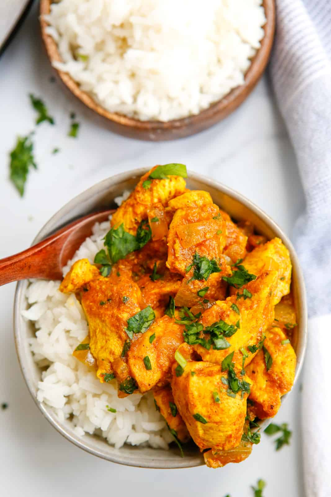 Slow Cooker Indian Butter Chicken Tornadough Alli