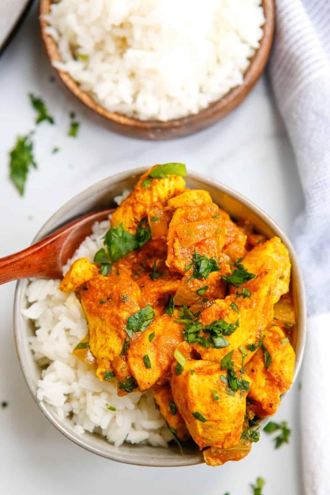 Slow Cooker Indian Butter Chicken Tornadough Alli